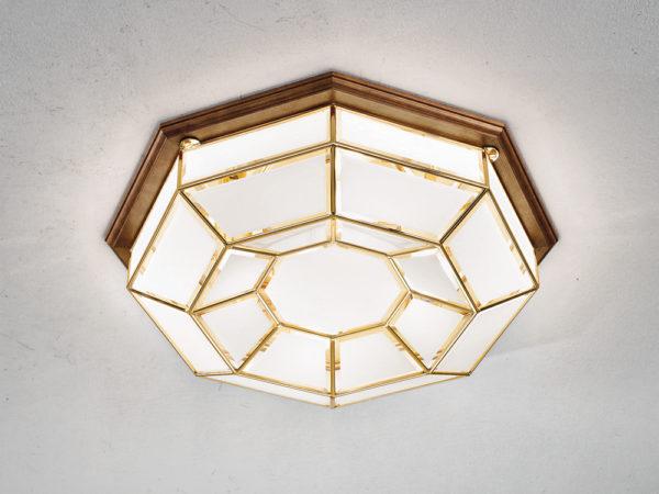 Plafoniere In Cristallo Molato : Plafoniera archivi pagina di cremasco illuminazione